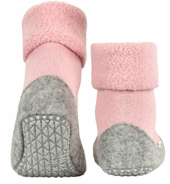 Falke Cosysocks slippers with silicone soles as featured on Lingerie Briefs