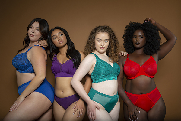 Parfait Lingerie ~ Embrace Your Curves in Color!